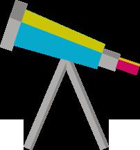 טלסקופ מיתוג עסקים