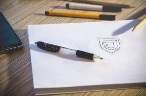 עיצוב לוגו למעצבת פנים